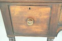 Large Antique Mahogany Sideboard (6 of 12)