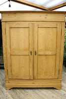 Big Old Victorian Pine Double Knock Down Wardrobe - We Deliver/ Assemble! (17 of 17)