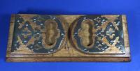 Victorian Oak Brassbound Book Slide (4 of 9)