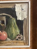 Deborah Jones Signed Fruit Oil Painting (3 of 6)