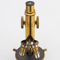 Antique Monocular Microscope by Ernst Leitz Wetzlar Retailed by Ogilvy & Co London c.1925 (12 of 15)