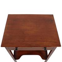 Georgian One Drawer Table (3 of 8)