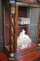 Antique Italian Display Cabinet (8 of 9)