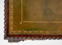 Mahogany Chippendale Style Writing Desk (12 of 12)