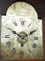 George Williams Axbridge smlim 'Grandmother' clock (6 of 7)