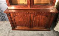 Quality Victorian Mahogany Library Bookcase (13 of 14)