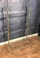 Edwardian Brass Shop Fitting (2 of 8)