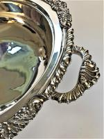 Handsome Victorian Silver Plated Warming Dish (6 of 7)