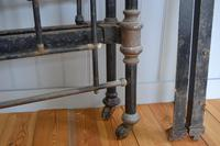 Antique Brass & Iron King Size 5ft Antique Bed Frame (8 of 13)