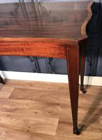 Edwardian Inlaid Mahogany Occasional Table (8 of 13)