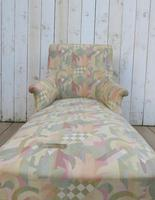 Antique Napoleon III Daybed Chaise For Re-upholstery (6 of 7)