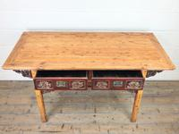 Chinese Elm Sideboard (3 of 9)
