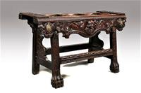 Late 19th Century European Carved Table (2 of 5)