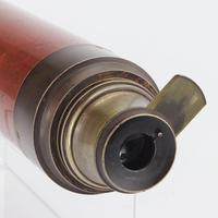 Early 19th Century 2-Draw Day or Night Telescope by Harris & Son London c1820 (8 of 10)