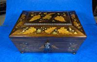 William IV Sarcophagus Jewellery Box (2 of 16)
