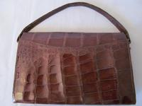 Tiffany & Co Crocodile Skin Handbag (3 of 9)