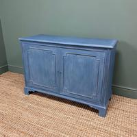 Victorian Country House Painted Antique Cupboard (2 of 7)