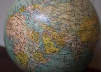7 Inch  French Terrestrial Globe (6 of 8)