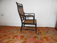 E. W. Godwin Ebonised Chair (3 of 6)