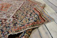 Fine Early 20th Century Senneh Kilim Rug (4 of 11)