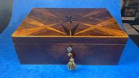 Victorian  Fitted Jewellery Box With Inlay (7 of 15)