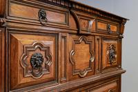 20th Century Oak Moulded Chest (2 of 7)