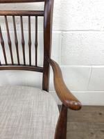 Antique 19th Century Spindle Back Chair (11 of 13)