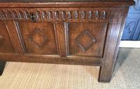 17th Century Oak Coffer (6 of 14)
