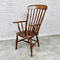 Windsor Lathback Armchair (3 of 6)