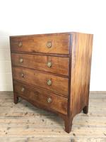 Antique 19th Century Mahogany Chest of Drawers (11 of 12)