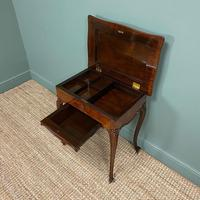 Spectacular Quality Victorian Rosewood Antique Work Table (6 of 8)