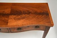 Antique Inlaid Mahogany Server Side Table (8 of 9)