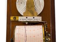 Early Wall Barograph by Redier (2 of 4)