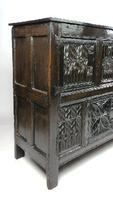 A Superb Early 16th Century Gothic Cupboard (4 of 12)