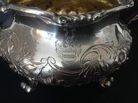 Paul Storr Antique Gilded Silver Sugar Bowl - 1835 (2 of 5)