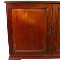 Georgian Mahogany Side Cabinet (2 of 8)