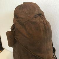 WWI British Fighter Pilots Cowl Helmet (4 of 16)