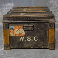 Victorian Tin Trunk (2 of 9)