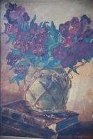 C Harris Still Life Oil Painting (2 of 12)