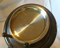 Antique Pocket Watch 1920s Winegartens 7 Jewel Railway Regulator Silver Nickel Case FWO (9 of 12)