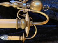 Six Light Dutch Pendant Chandelier (6 of 7)