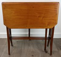 Mahogany Sunderland table in excellent condition (2 of 5)