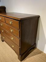Small Georgian Oak Chest of Drawers (2 of 7)