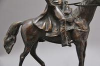 19th Century Bronze of Napoleon on Horseback (9 of 10)
