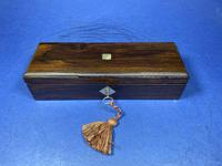 Rosewood Glove Box (2 of 13)