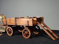 Attractive Late 19th Century German Horse & Cart (3 of 8)