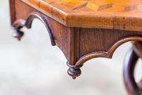 Victorian Oak Octagonal Table (4 of 15)