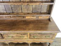 Antique Oak Pot Board Dresser (9 of 18)