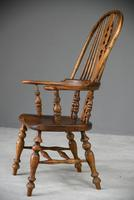 Country Style Oak Windsor Chair (4 of 11)