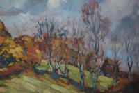 Bob Vigg Landscape Oil Painting West Cornwall (4 of 10)
